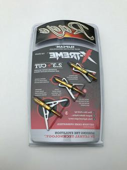 1 pack Rage X-TREME Extreme SC Expandable 2 Blade 100 Gr 2.3