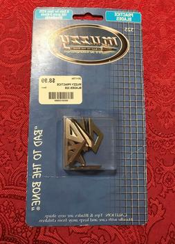 Muzzy 100 Grain 3-Blade Broadheads Practice Blades For Item