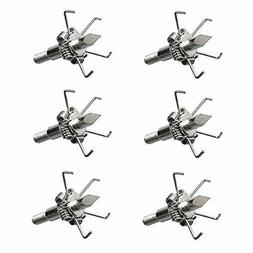 100 Grain Archery Broadhead Field Tips Point for Small Game