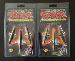 """Swhacker 100 Grain Expandable 2 Blade Broad Heads 1.75 """" Cut"""