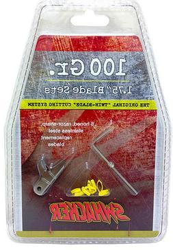 100 grain replacement blades