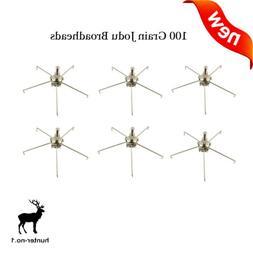 100 GrainJudo Hunting Paw Broadheads Arrow Heads Archery Tip