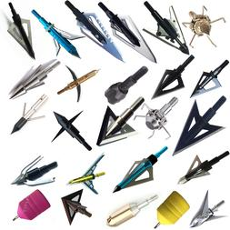 1pcs <font><b>Broadheads</b></font> 100gn-125gn Arrows Tips