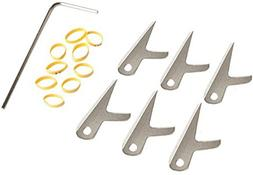 """Swhacker 2 Blade 125 Grain 2"""" Cut All Steel Replacement Blad"""