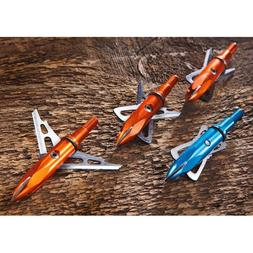 2 blade crossbow broadhead