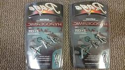 2 new hypodermic broadheads slipcam mechanical 100