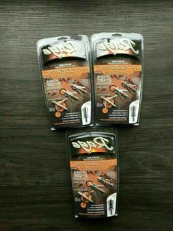 "3 packs Rage Crossbow Hypodermic Broadheads 100 Grain 2"" Cut"