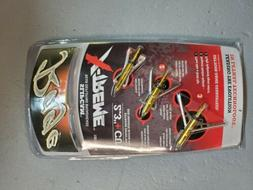 "3Pcs RAGE X-TREME Broadheads 100 Grain 2.3"" Cut"
