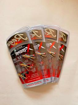 4 packs Rage X-TREME Extreme SC Expandable 2 Blade 100 Gr 2.