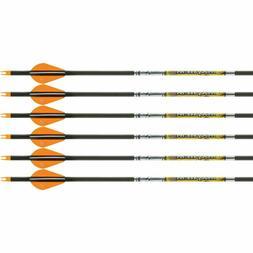 Carbon Express 50876 Mayhem DS 250 6 Pack Carbon Arrows Free