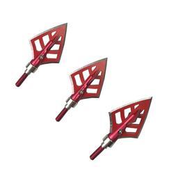 6pcs Archery <font><b>4</b></font> <font><b>blades</b></font
