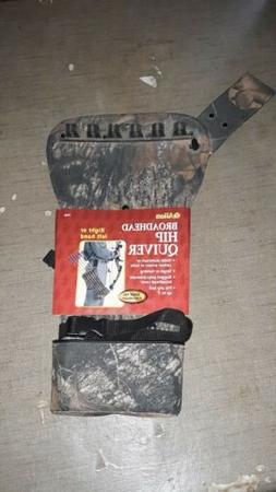 Allen Co Broadhead Hip Quiver New Never Used