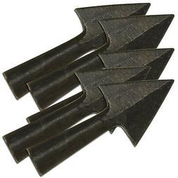 Anglo-Saxon Iron Warfare 5 Piece Set Archery Arrowheads
