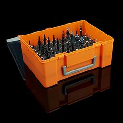 Posch Archery Broadhead Storage Case Box  Accessories Locker