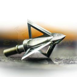 archery mortem fixed blade broadhead 100 gr