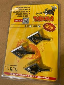 Magnus Black Hornet 100Gr 4 Blade Broadhead