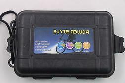 Broadhead Case Box Green Plastic Broadhead Protector Portabl