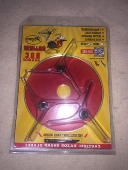 Bullhead Broadhead Magnus 125grs 3 Pack,Turkey Broadhead Fre