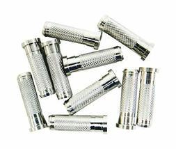 GPP Carbon Shaft Aluminum Inserts .244 and Target Points Fie
