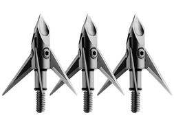 Ramcat Crossbow Hydroshock-X Pivoting Broadhead Pack of 3 -