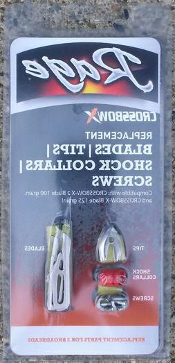 crossbowx 100 grain replacement