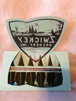 Zwickey Eskimo Broadhead  2 blade Glue on  125 grs
