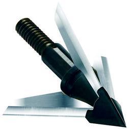 QAD Exodus Broadhead Swept Blade 125 Gr. 3 PK. Black
