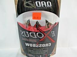 QAD INC Exodus Crossbow 100gr Swept Blade Broadhead
