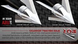 QAD Exodus Crossbow Broadhead 125 Grain Full Blade