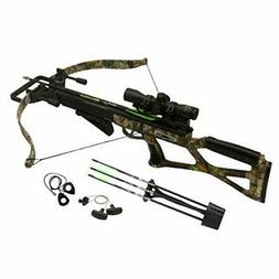 Carbon Express Heritage Recurve Crossbow Package
