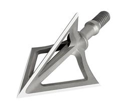Savage Village Hunting Broadhead 100 Grain Fixed Blades Stai