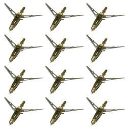 NAP Killzone Maxx Mechanical Bow Hunting Broadheads, 100 Gra