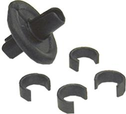 Carbon Express Kisser Buttons 1PK 57508