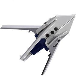 Rage Krossbow Kore 3 Blade Broadhead, 1.6