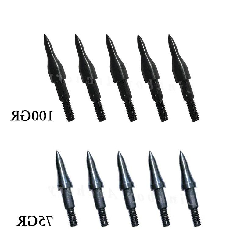 Linkboy Archery 12PCS Arrow Points 75 90 100 Pijlen