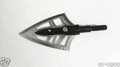 12pcs Mars Archery Arrow Hunting Sharp Blade