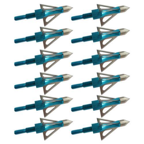12pcs Trident 100 grain Compound bow Crossbow Points