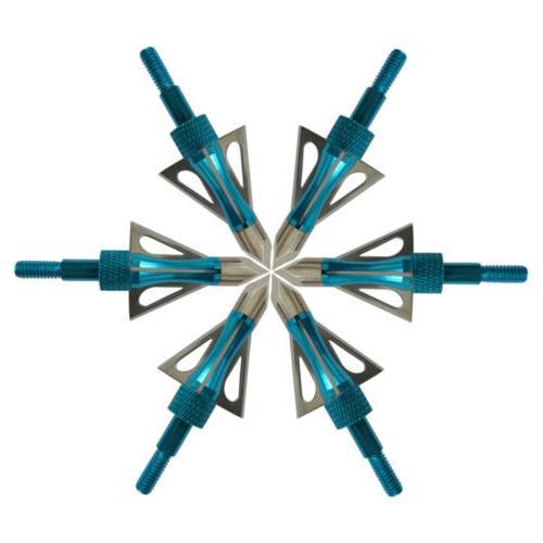 12pcs Blue 100 Compound bow