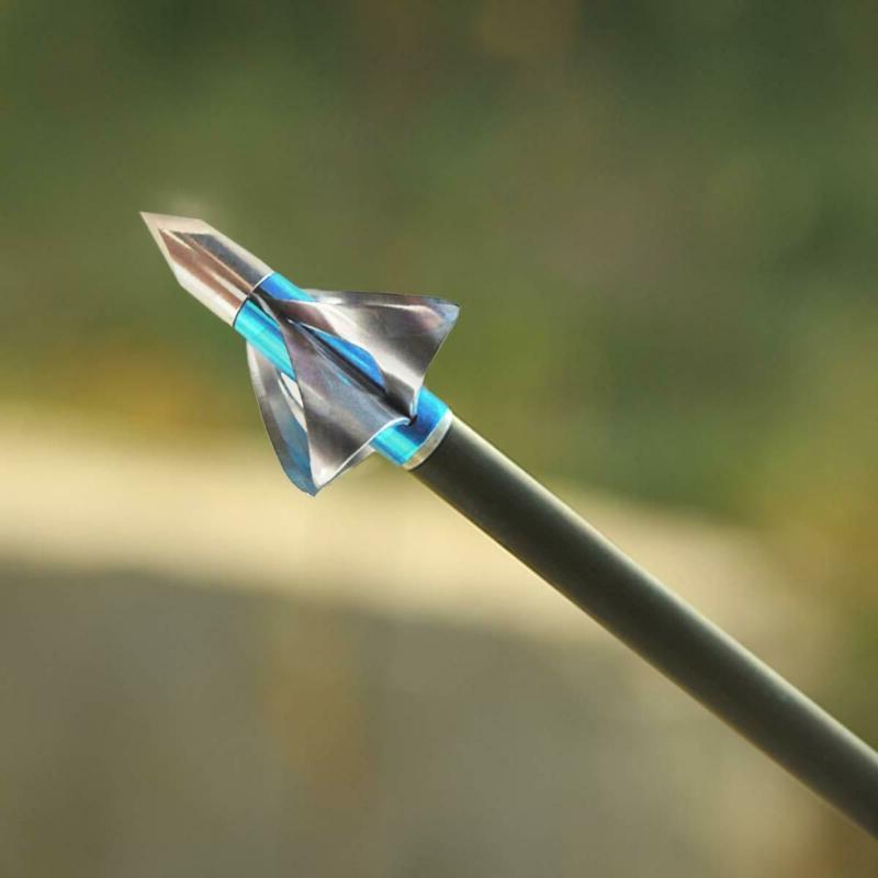 6/12pcs Hunting Arrow Tips