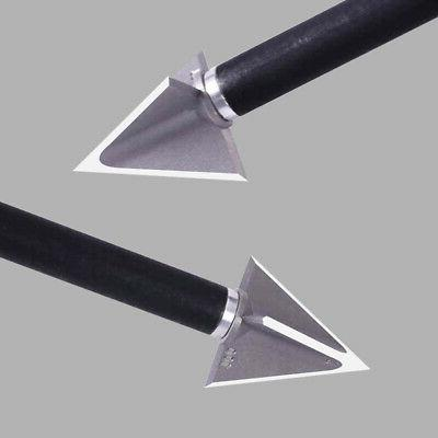 6PK 100Grain 3 Arrow