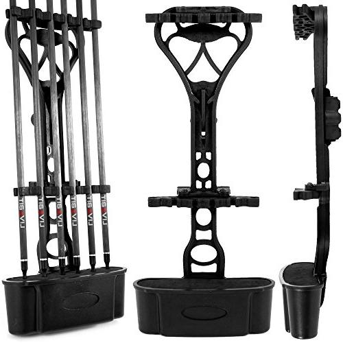 archery compound hunting bow quiver