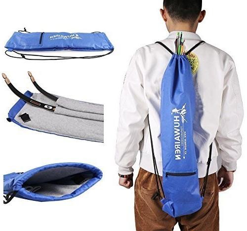 archery takedown recurve bow bag