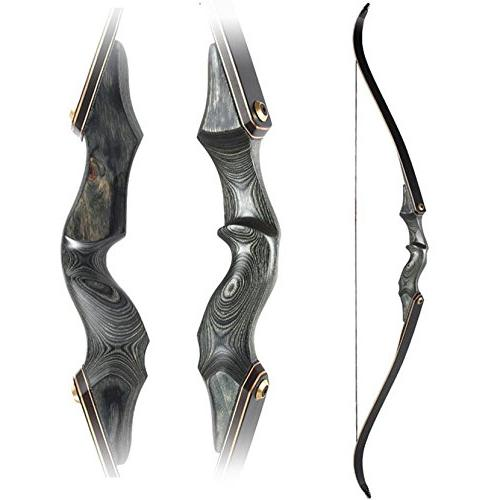 archery takedown recurve bow traditional
