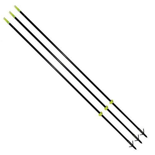 TOPARCHERY 6X 34 Arrows Broadheads Hunting