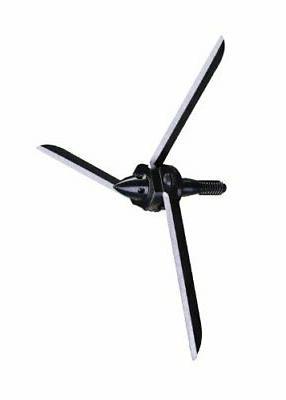 bullhead 3 blade arrow broadhead pack of