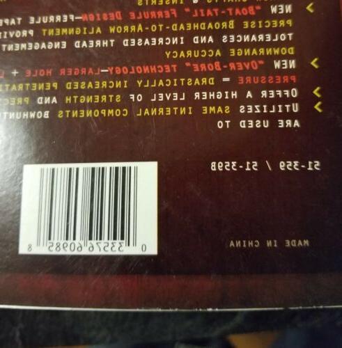 NAP Deep Six BloodRunner 100g 3 pack 51-359