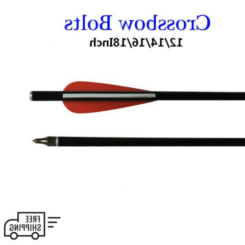 fiberglass crossbow bolts target practice arrow