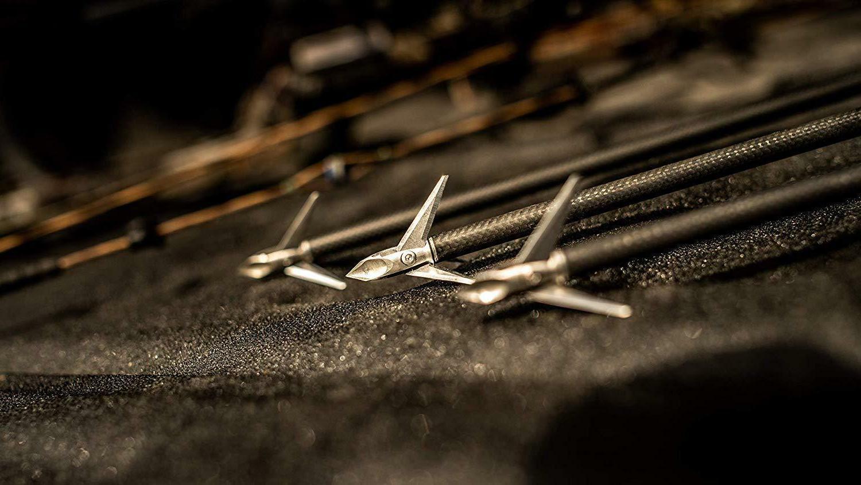 Ramcat Pivoting Broadheads – 100 Steel, Model