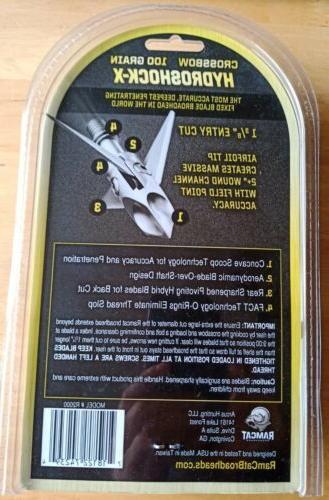 Ramcat Hydroshock-X Grain Blade R2000
