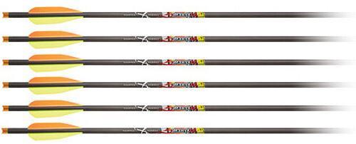 mayhem fletched crossbolt crossbow arrow